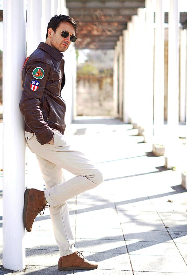 aviator style for men