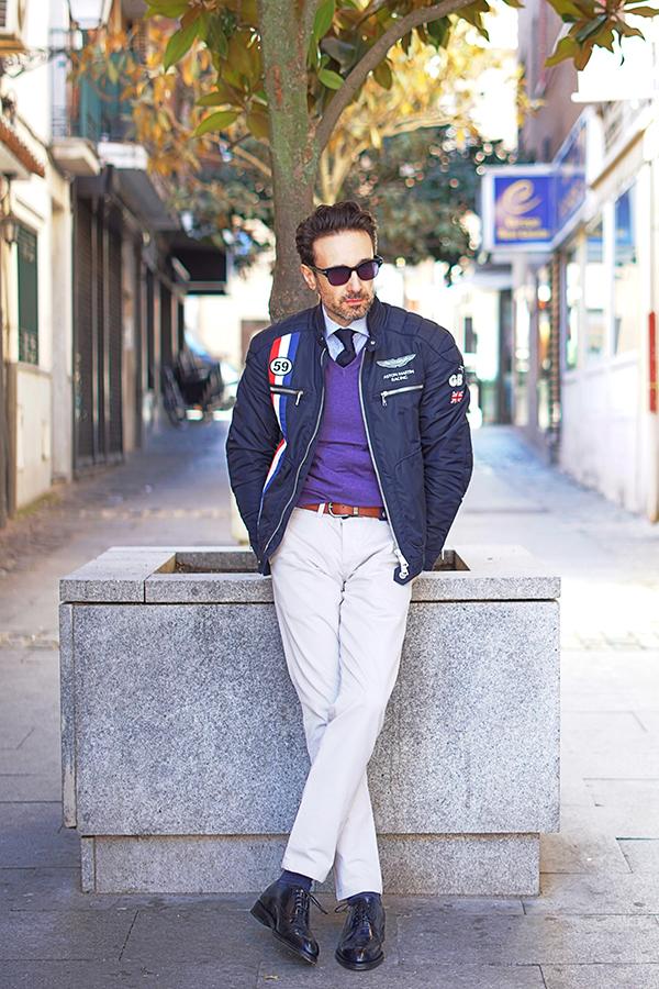 biker jacket style for men