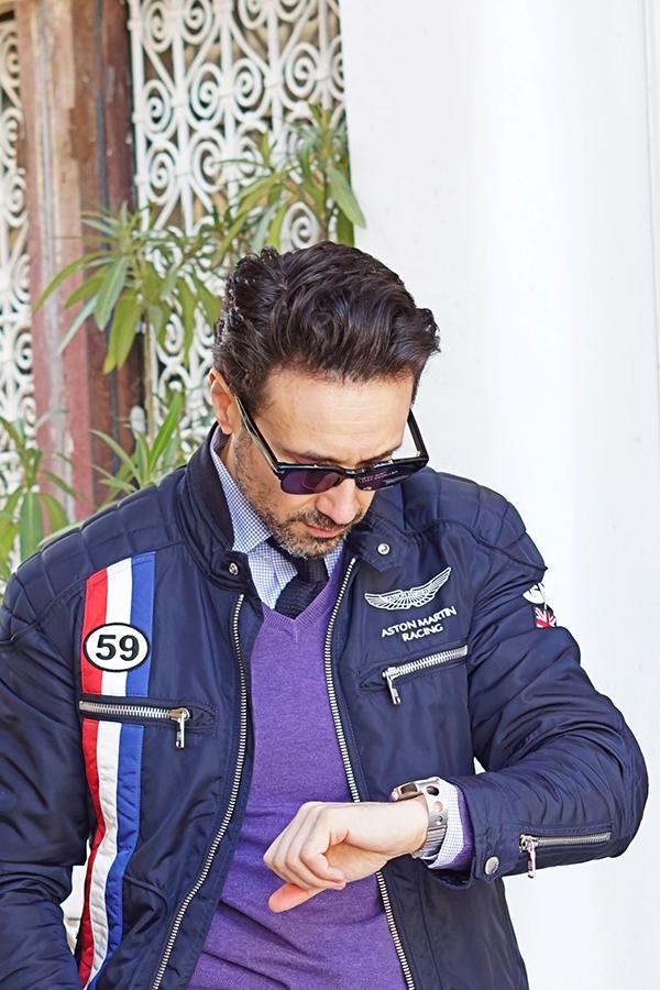biker jacket style