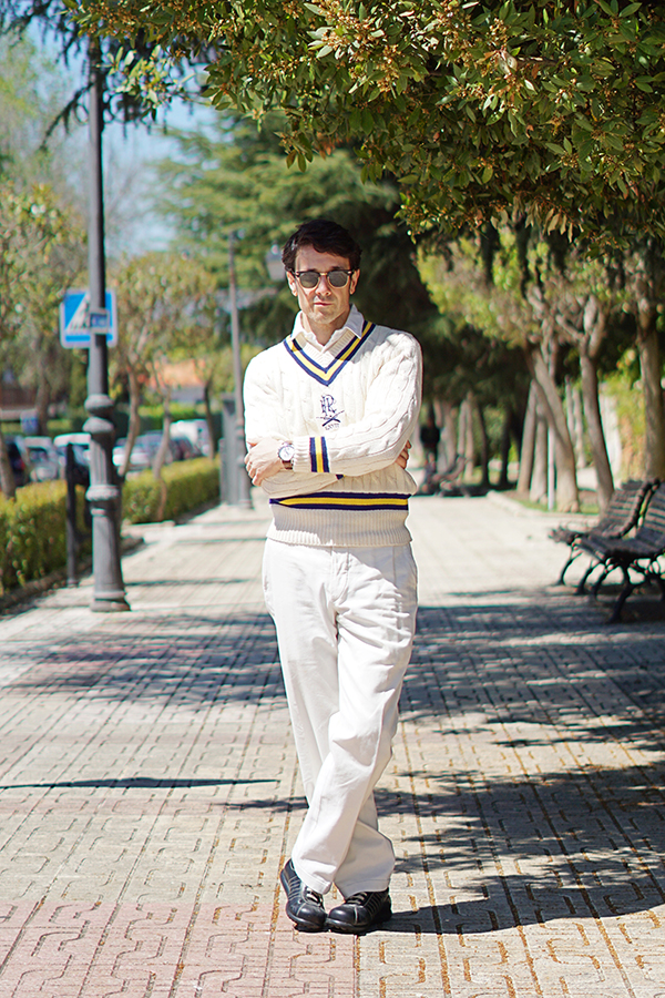 cricket style for men