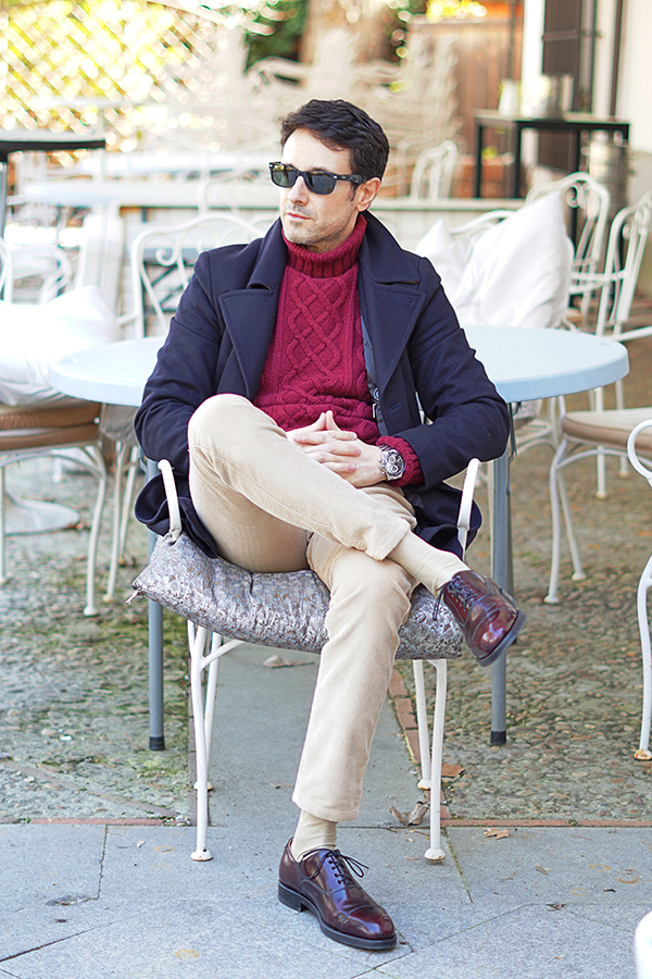 estilo casual para hombre