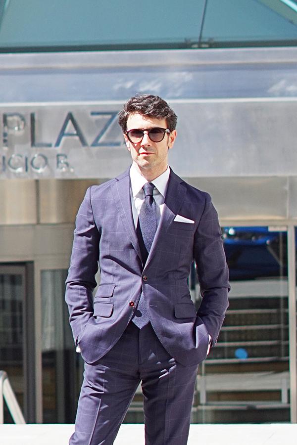 executive suit for men