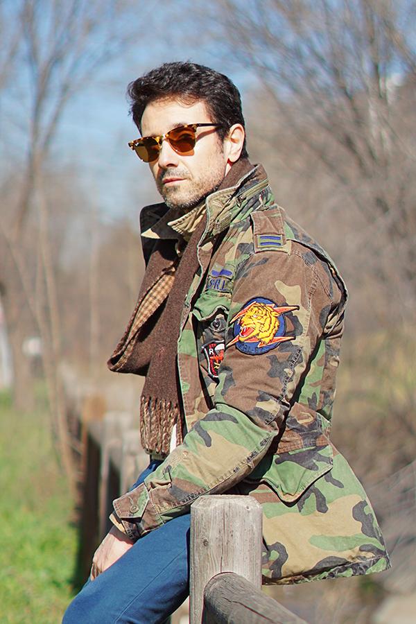 ralph lauren camouflage jacket
