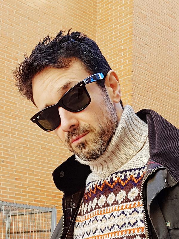 ray-ban wayfarer sunglasses style