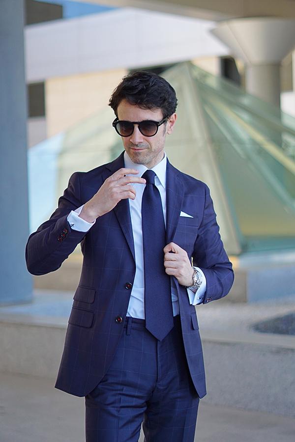 suit style man