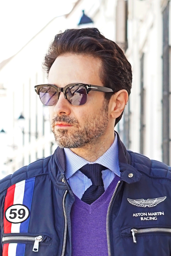 tom ford harry sunglasses style