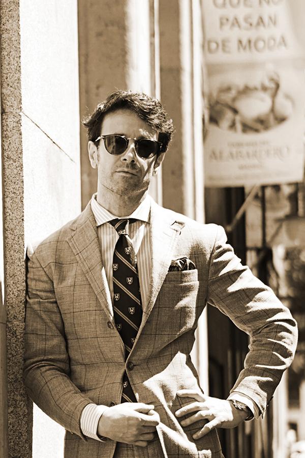 vintage suit for men