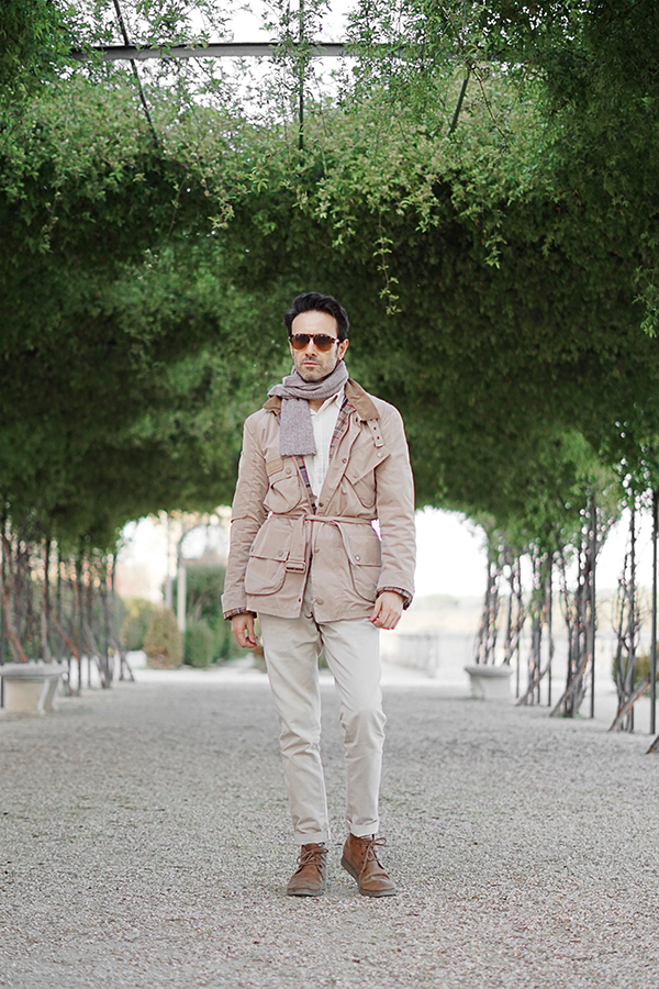 barbour international men style