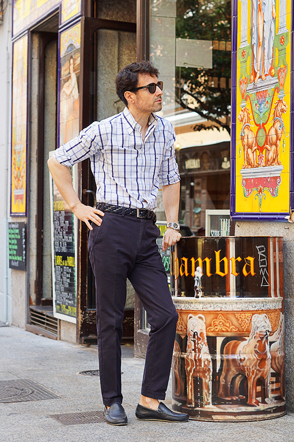 casual men style