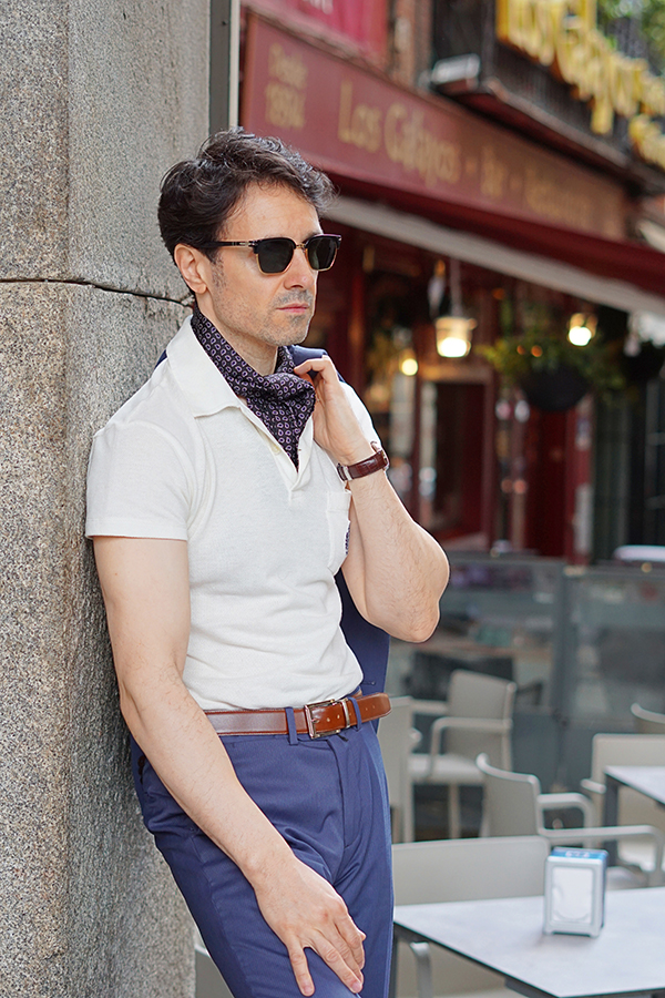 classic look for men