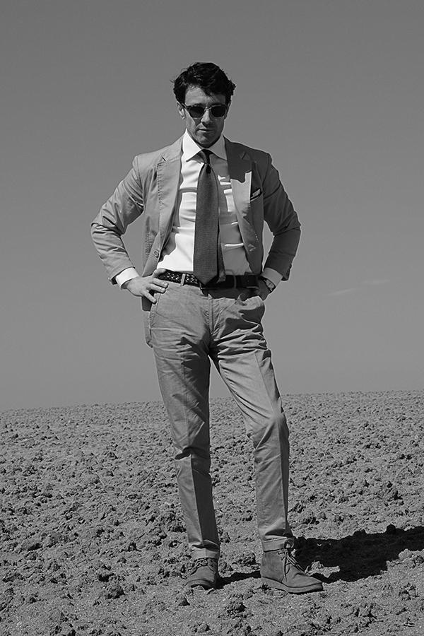 desert look for men