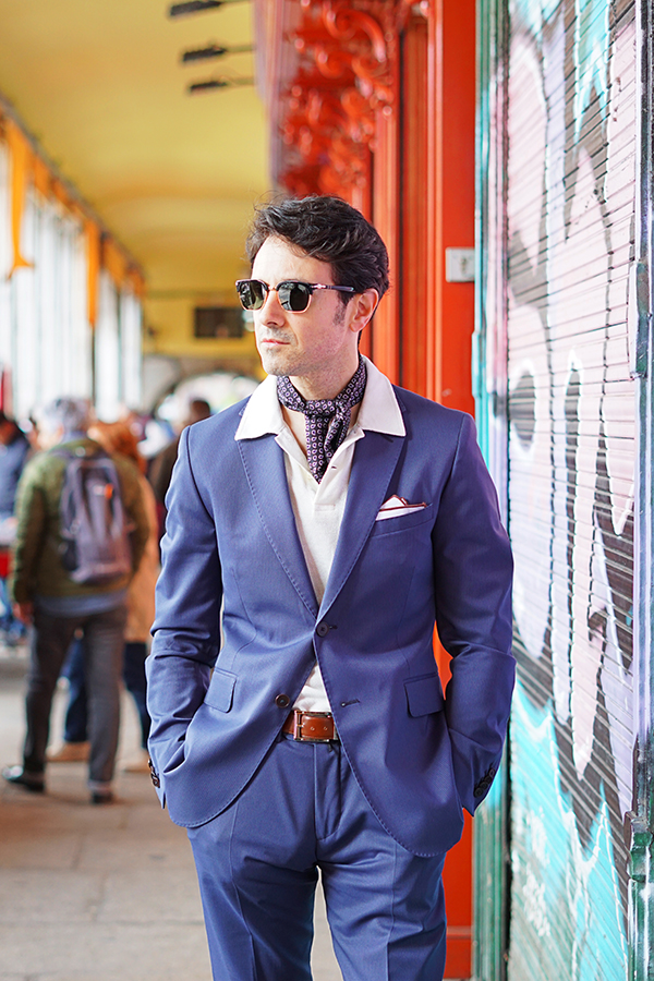 italian suit style for men