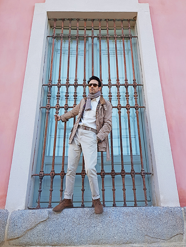 street style for man