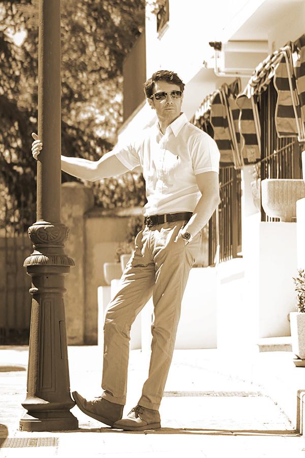 summer gentleman style