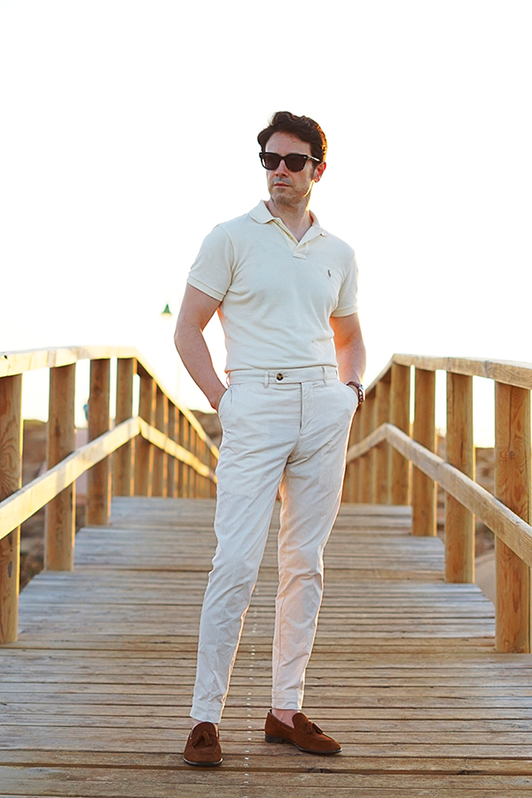 classic outfit men