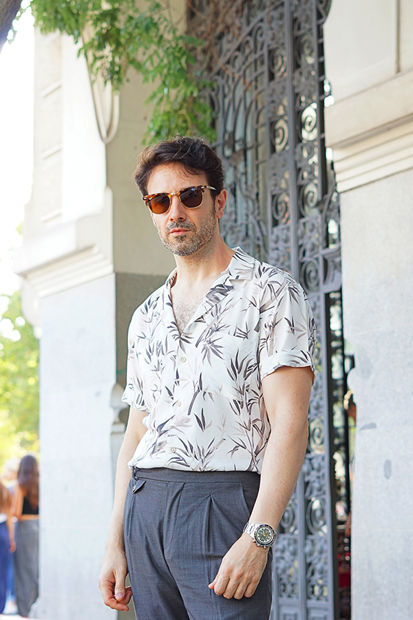 summer look men