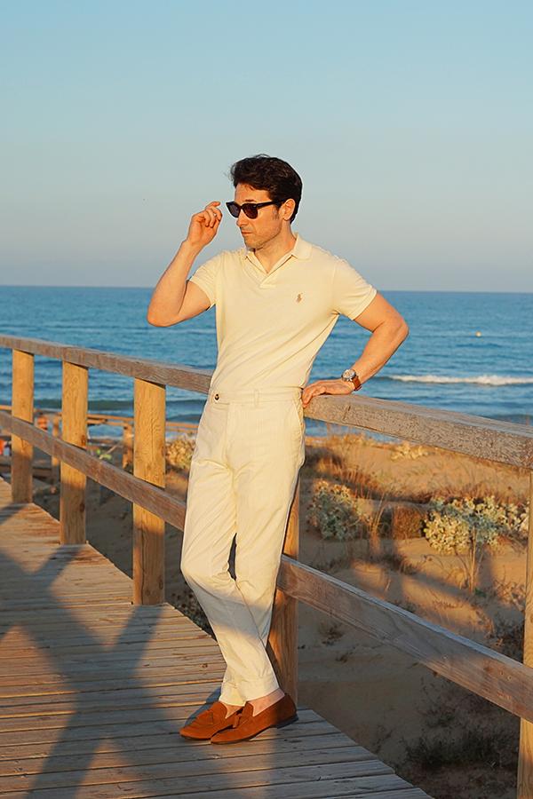 summer outfit men