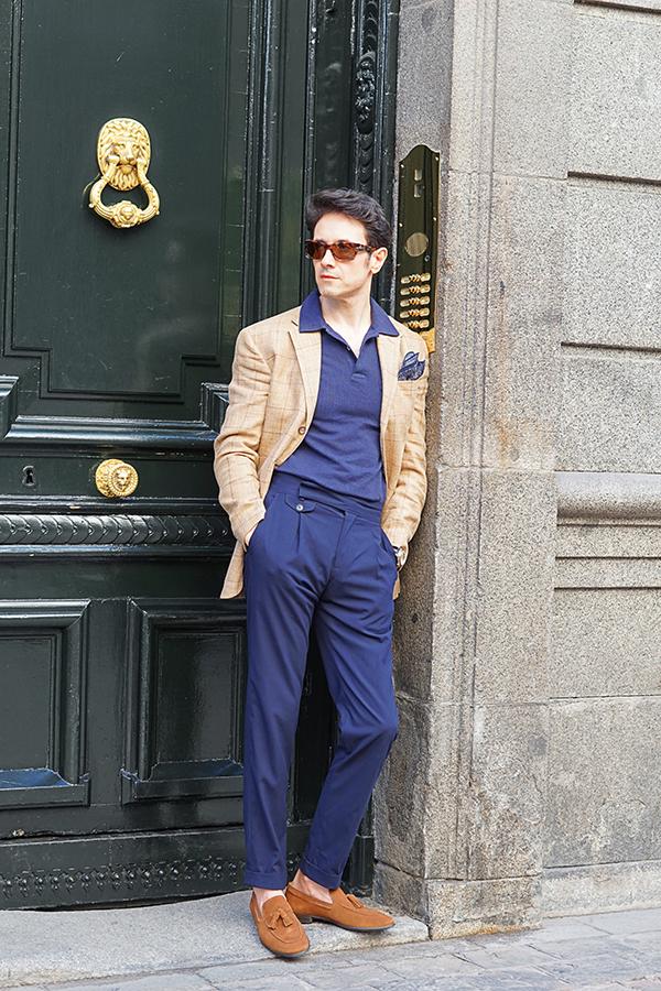 italian style men