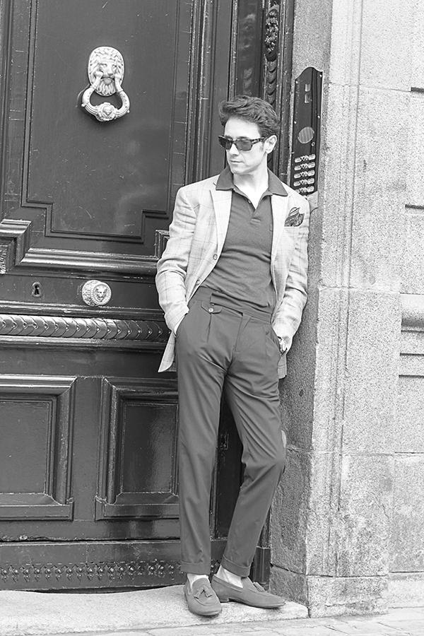 vintage outfit men