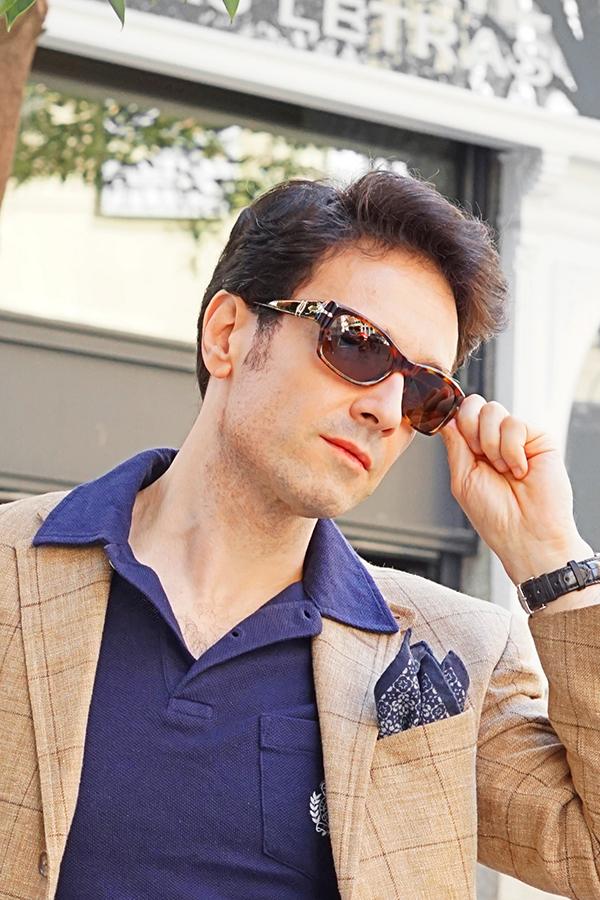 vintage sunglasses men