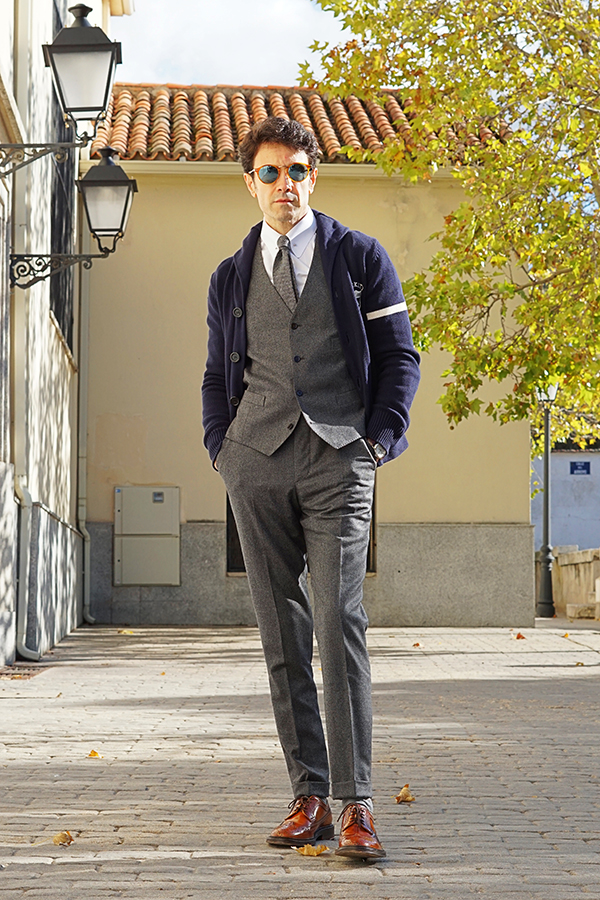 autumn outfit for men