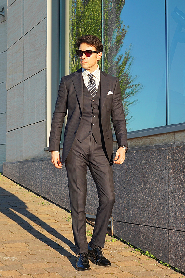 blue suit ideas for men