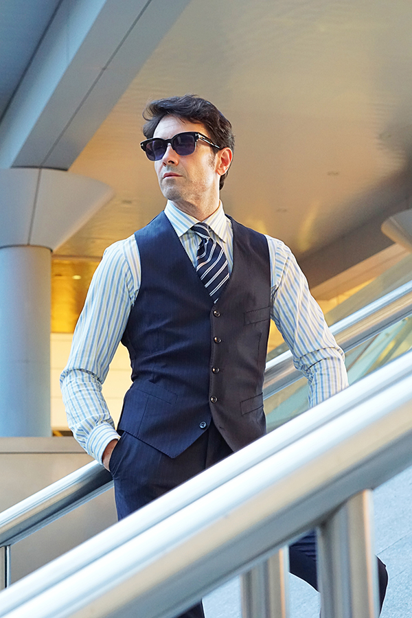 bussines style for men