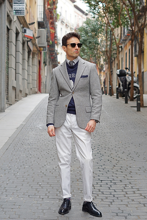 casual style men