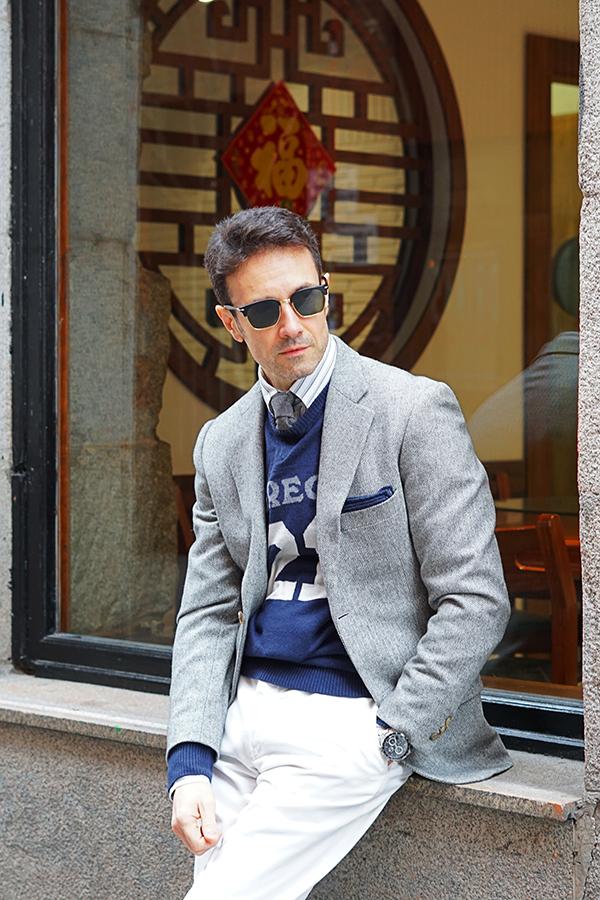 elegant style men