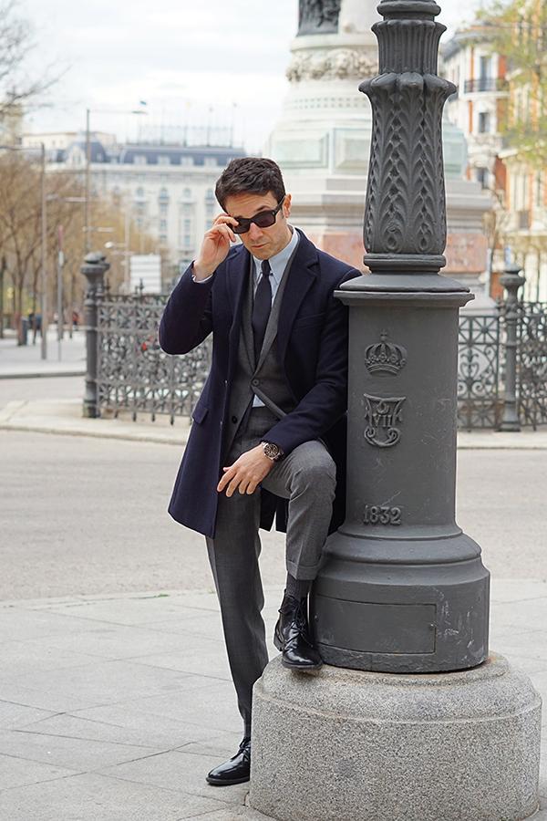 007 style men