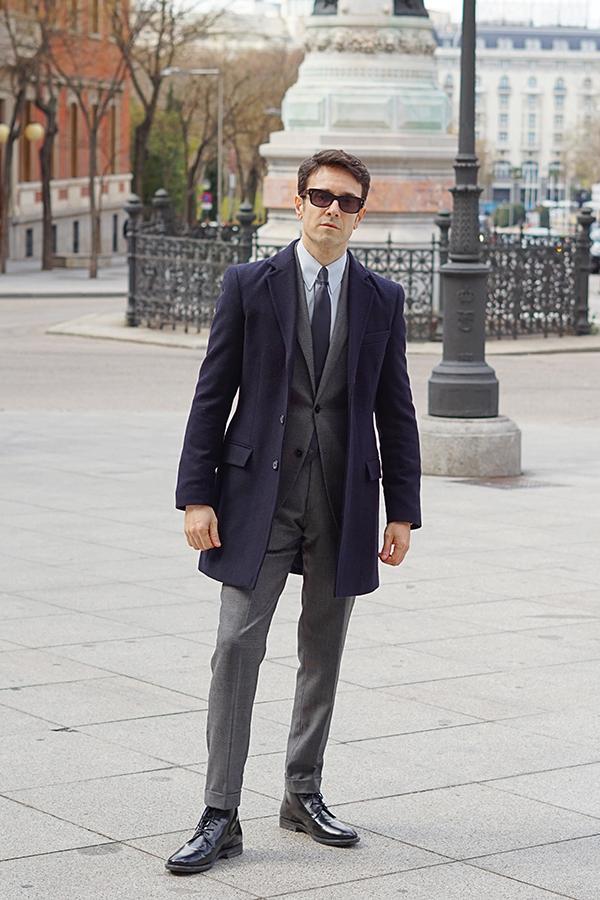 classic style men