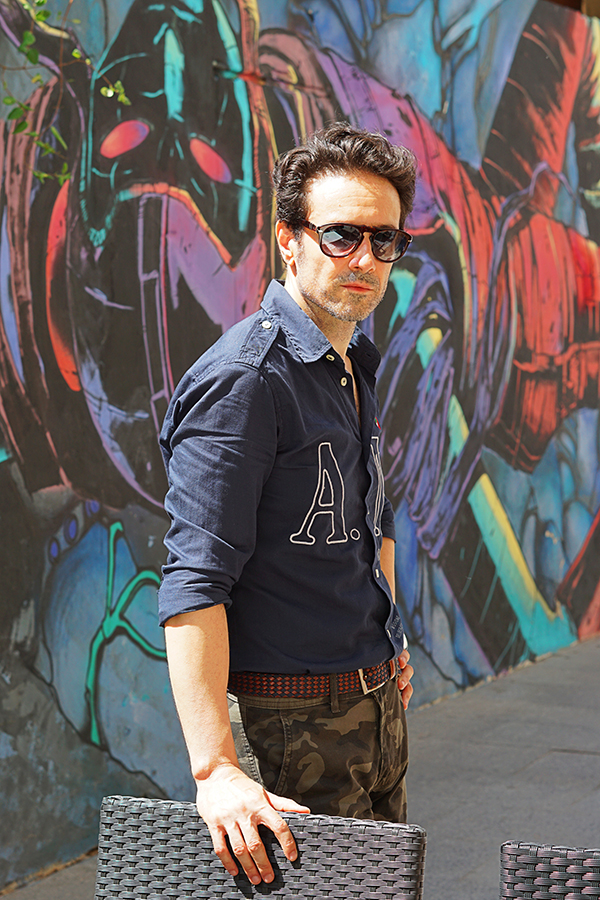 summer casual style men