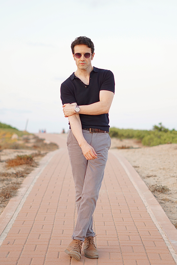 summer outfit style men
