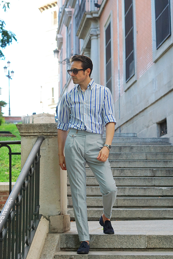 casual style for men