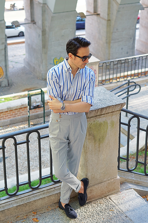 summer casual style for men
