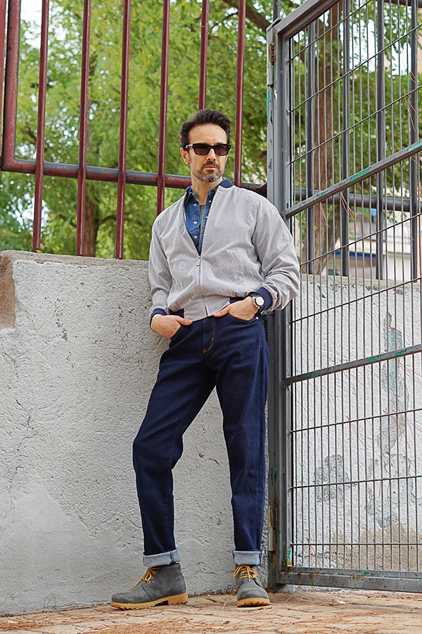 preppy outfit men