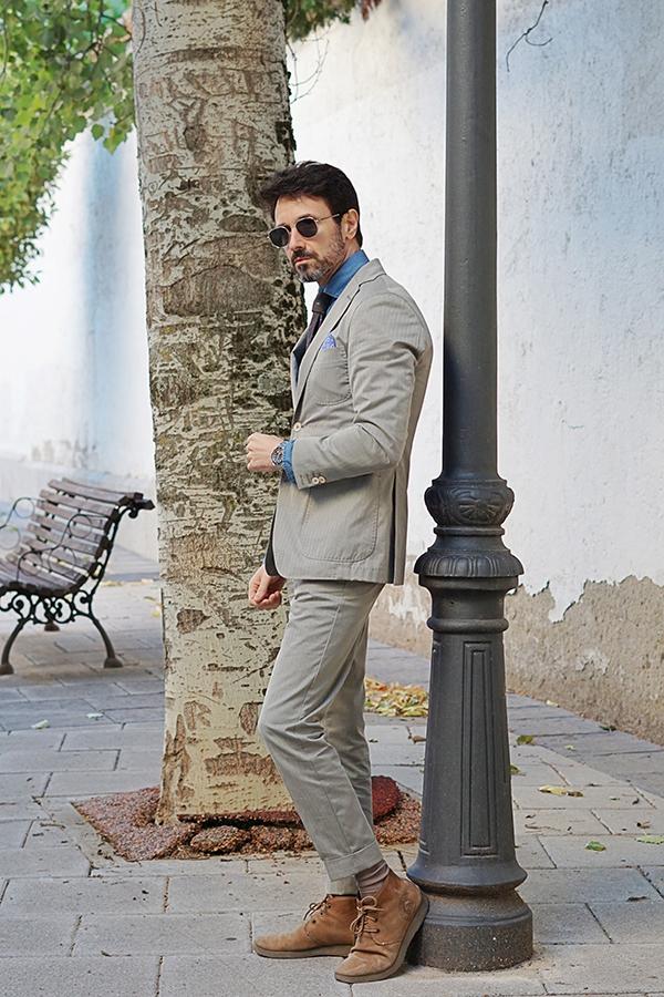 autumn suit men