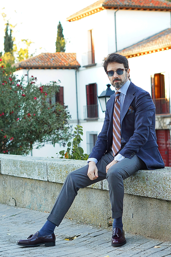 dapper style men