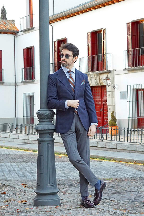 suit outfit for men