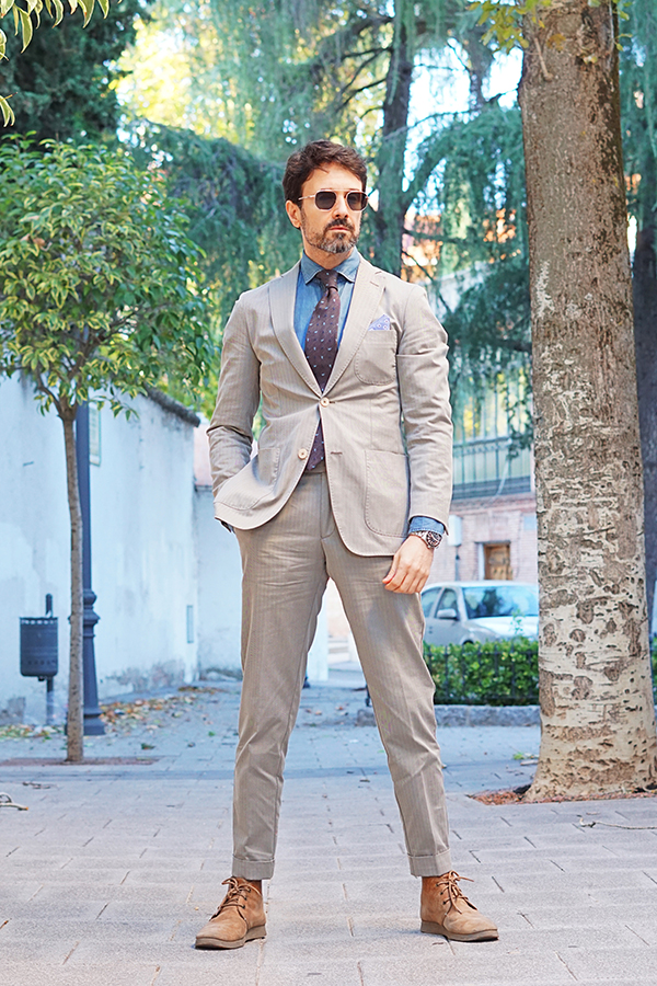 suit outfit men