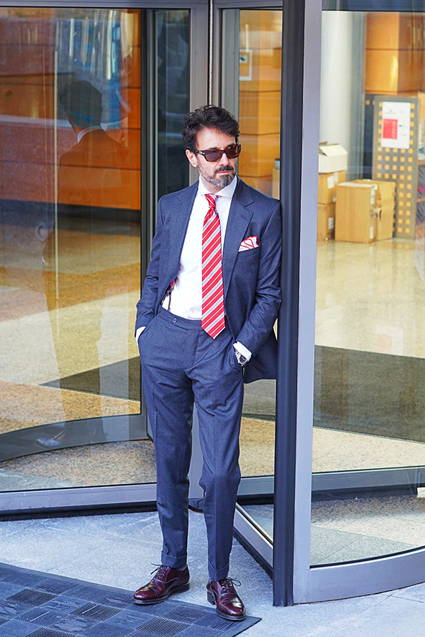 business outfit men
