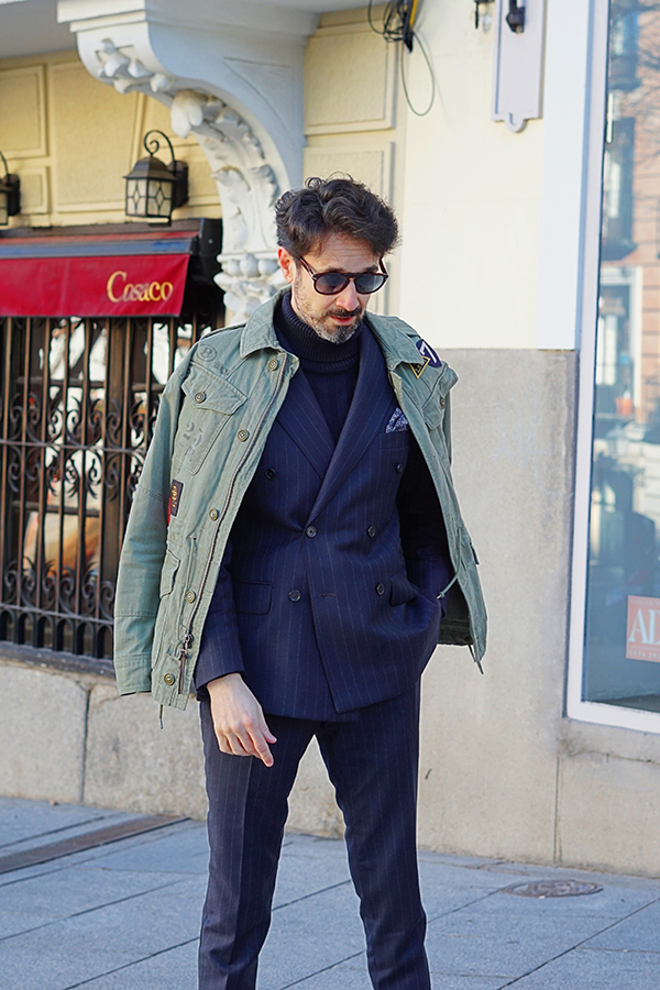 italian outfit for men