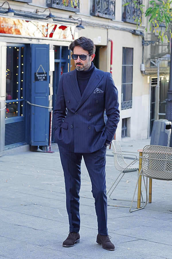 italian suit for men