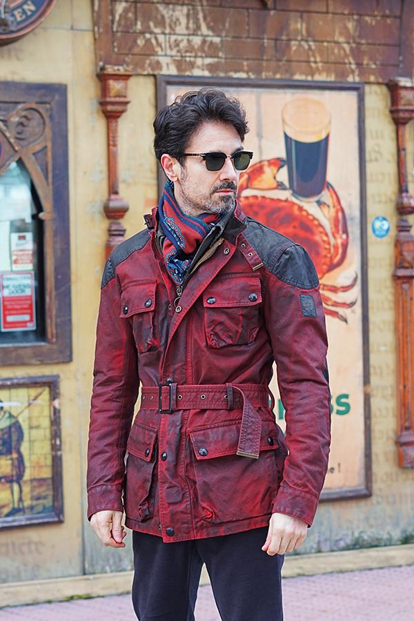 biker outfit for men
