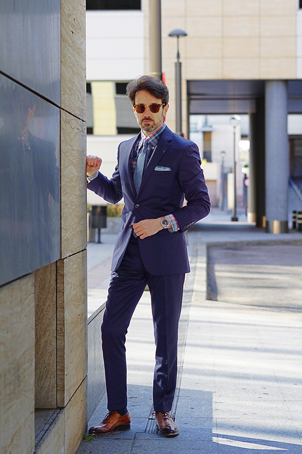 business style men