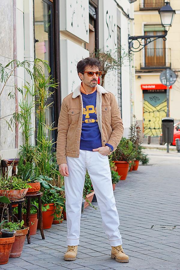 vintage outfit for men