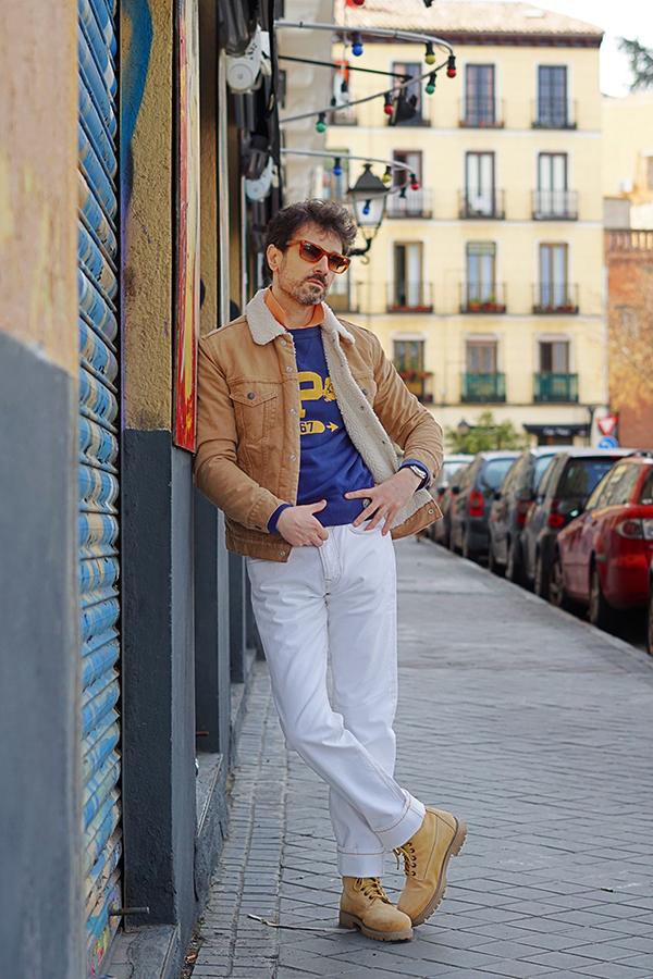 vintage style for men