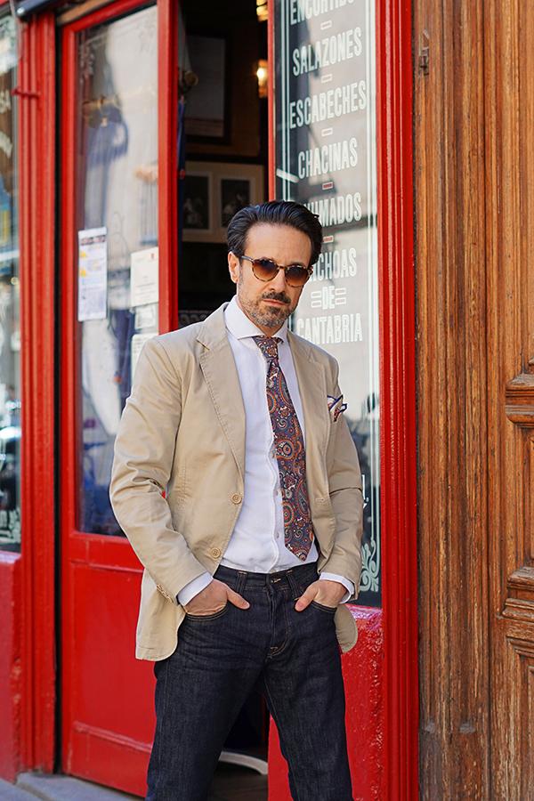 dapper style for men