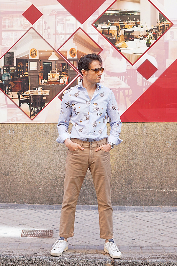 casual style men for summer