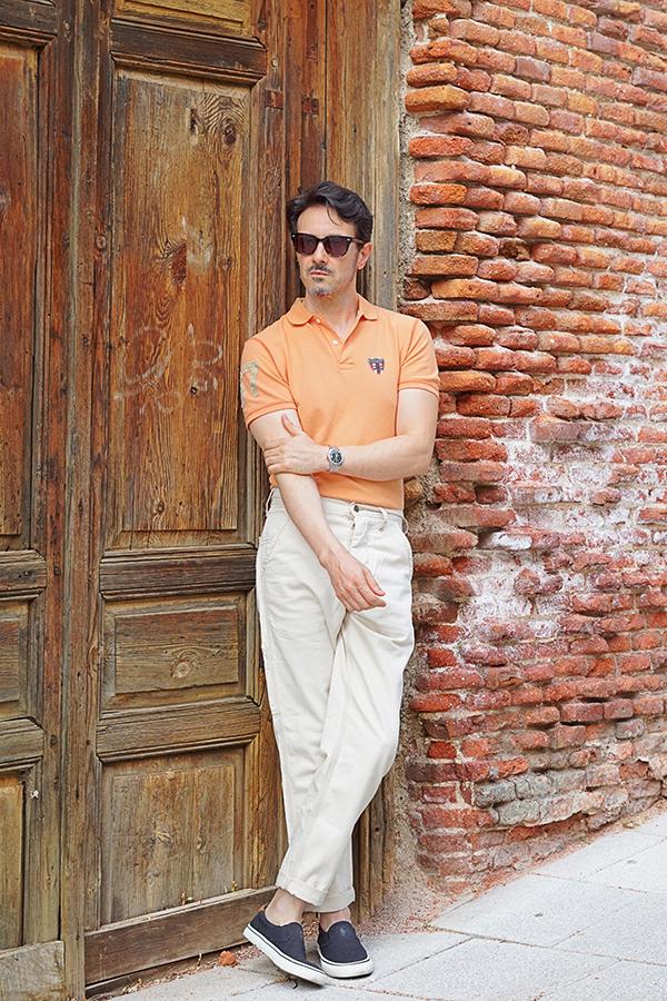 ideas de estilo masculino para verano